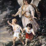 acender vela para o Anjo da Guarda da pessoa amada