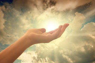 oração das horas abertas